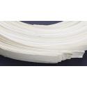 Rotin plat 18 mm Blanc par 200 g