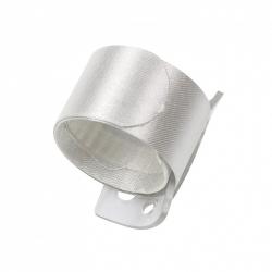 Bracelet Mariée Wrap 2.5x23cm Blanc par 6