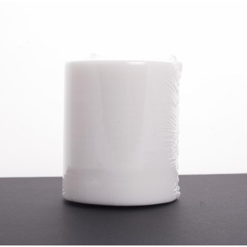Rouleau Tulle Ariane 10cmx40m Blanc