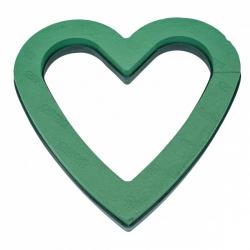 NAYLOR - Coeur Ouvert base Plastique 43cm par 2