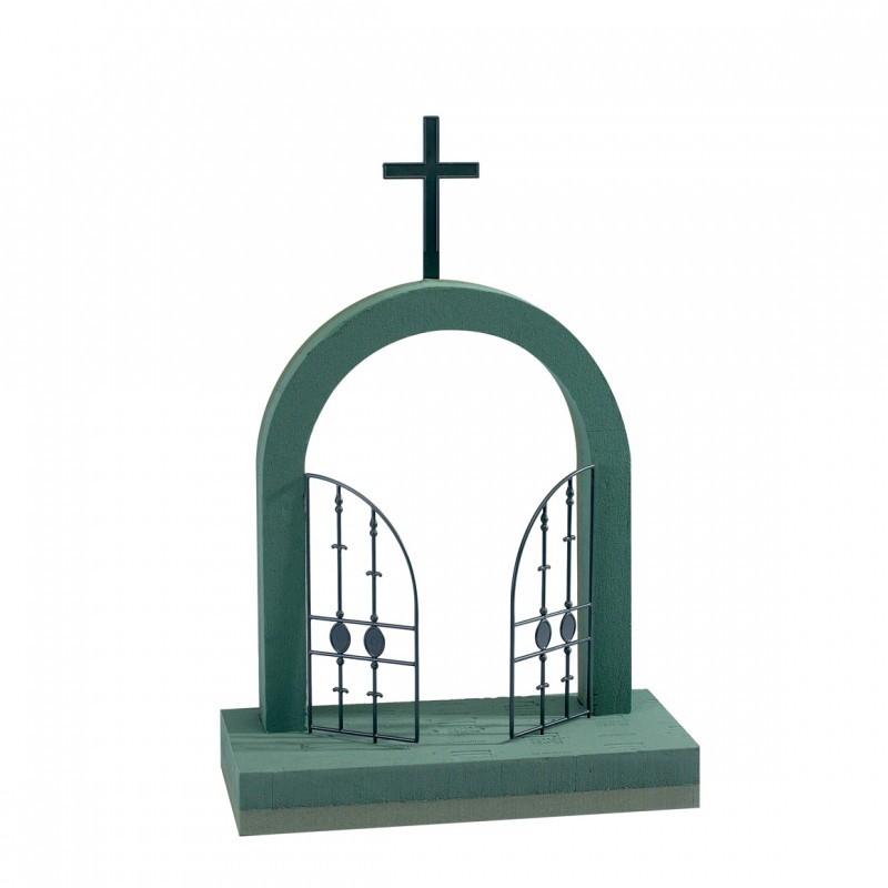 Porte Paradis Mousse 51x46cm