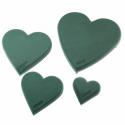 ECOBASE - Coeur en Mousse D20 par 2