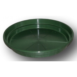 Soucoupe Vert Sapin 350mm