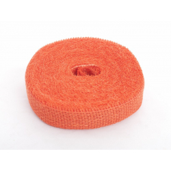 Ruban Jute 5x40m Orange 8280