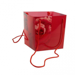 Sac Obsession Rouge GM par 10