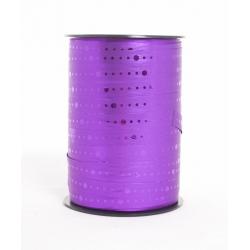 ELTON - Bolduc Miroir Violet 10mm x 225m