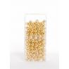 Perles Métalliques Or 10mm (x115)