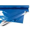 Papier Métal Bleu 0.70x50m