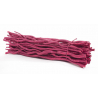 Wavy Stick pailleté Fuchsia par 50