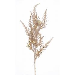 Branche Scintillée Or 48cm...