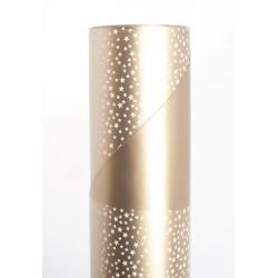STELLINE - Opaline 0.8x40m Or/Créme