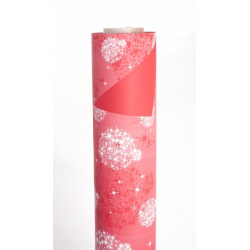 BALLONETES - Opaline 0.8x40m Rouge/Blanc