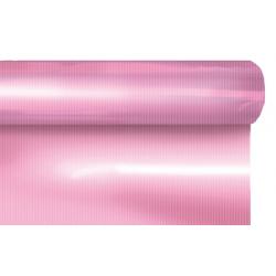 Gaine Double Clair Lux 0.8x50m Rose