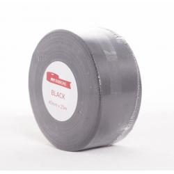 Ruban Satin 40mm x 25m Noir