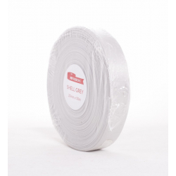 Ruban Satin 20mm x 50m Gris