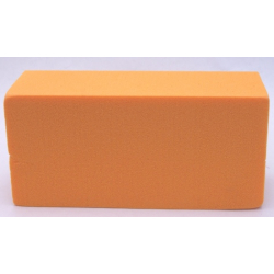 Brique Mousse 23x11x8 Mandarine x4