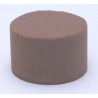 Cylindre Mousse 8cm Chocolat x6