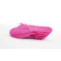 SKELETON - Feuille Fuchsia x50 pc