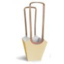 SAC AQUA - Medium Sac D13 cm Par 10 Crème