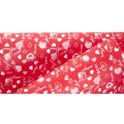 Fibre Love Rouge 80 cm x 9...