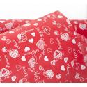 Fibre Love Rouge 80 cm x 9 m