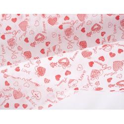 LOVE - Fibre Blanche 80 cm x 9 m