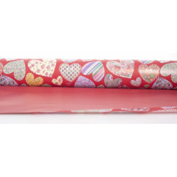"Opaline 0.80x40m ""Teenager"" Rouge"