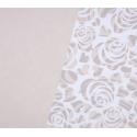 COEUR DE ROSE - Opaline 0.80x40m Taupe
