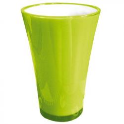 FIZZY - H27 x D16 cm Vase PVC Vert