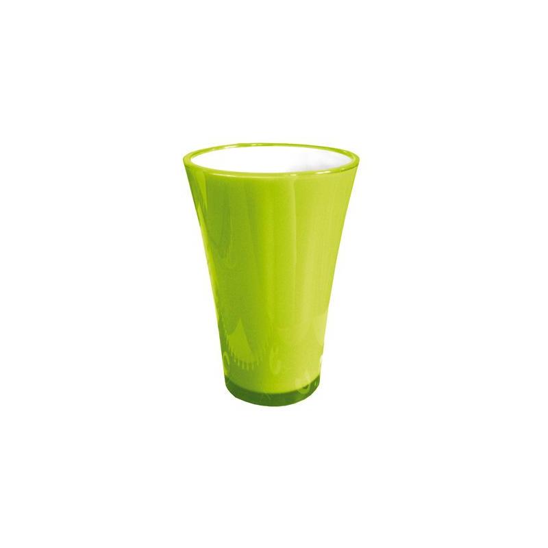 Vase Fizzy H45 D29.4cm Vert