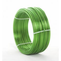 Fil Alu 2mmx60m Lime Green