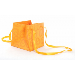 Sac Papier Volute Orange 14...