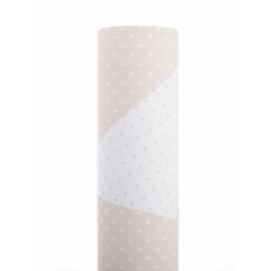 MINI POIS - Opaline L0.8 x40m Gris Tourterelle