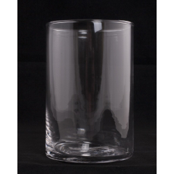 Vase Verre Cylindre h.15cm x d.10cm