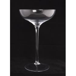 Vase Verre Harmony h.40cm x d.25cm