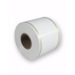 CEREMONY - Ruban Deuil 75mmx46m Blanc