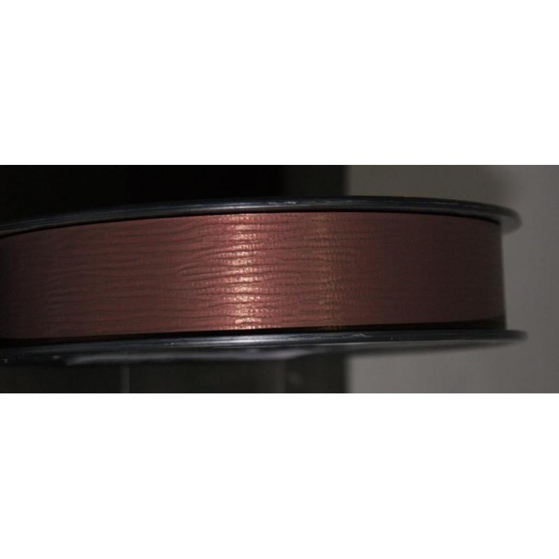 Ruban Mat-Line 25mmx100yds Chocolat