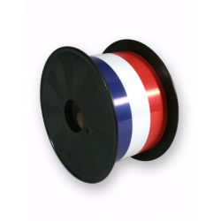 Ruban Tricolore 70mm/ 75Yd