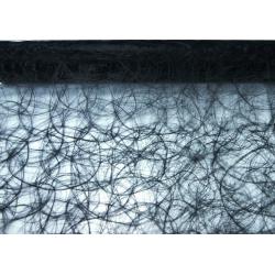 Fibre Sizoweb 0.6x25m Noir 1101