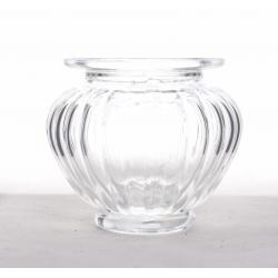 LEONIE - Vase Verre D10 x H8cm