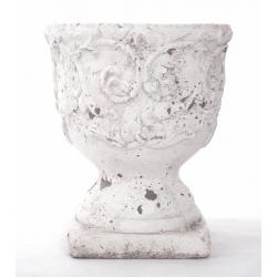 POKAL - Céramique Pami ciment 22x26cm Gris