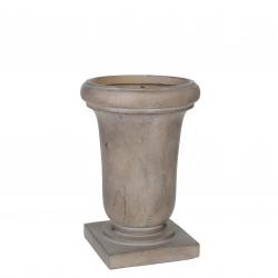 "Pot ""Fiona"" Beige h.48 x d.32cm"