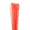 Rotin droit 80 cm Orange 125 g