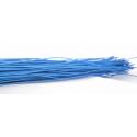 Rotin droit 80 cm Bleu 125 g