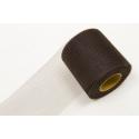 Rouleau Tulle Ariane Uni 10cmx40m Marron