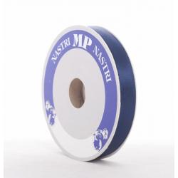Ruban Satin 15mm x 50m Bleu Foncé
