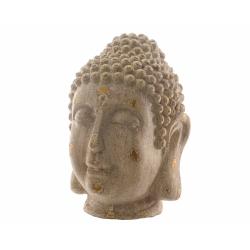 Tete de Bouddha 34x31x44 cm