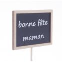 BONNE FETE MAMAN - Pics Ardoise Nature L7.5 x H50 cm par 24
