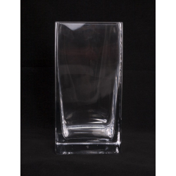 AARON - Vase Carré Haut 10 x 10 x h20 cm