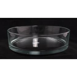 Coupe verre ronde d29 h8 cm